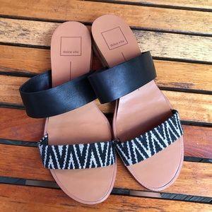 Dolce Vita Pasia Sandal Wedge Shoe